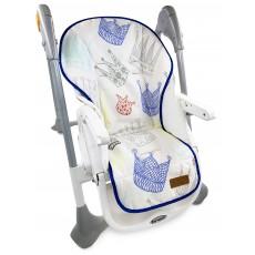 "Накидка на стульчик для кормления ""Royal Crown"""