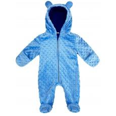 Комбинезон для малышей Плюш Dark Blue