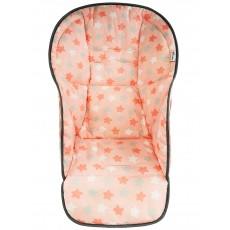 """Чехол на стульчик для кормления """"Микс Розовый"""""""