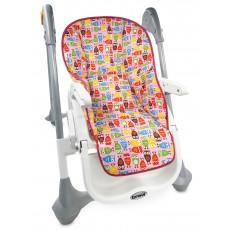 """Чехол на стульчик для кормления """"Совята Красные"""""""