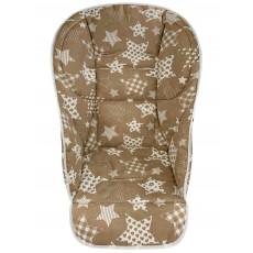 "Чехол на стульчик для кормления ""Brown Star"""