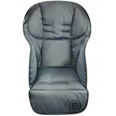 """Чехол на стульчик для кормления """"Grey"""""""