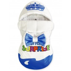 "Конверт ""Kinder Surprise"" Blue Crown Auto Флис Зима"