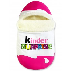 "Конверт ""Kinder Surprise"" Pink Classic Auto Меховой Зима"