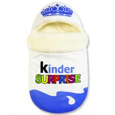 "Конверт ""Kinder Surprise"" Blue Crown Auto Меховой Зима"