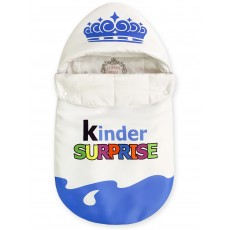 "Конверт ""Kinder Surprise"" Blue Crown Auto Бязь Лето"