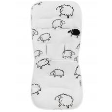 """Матрасик в коляску и автокресло """"Sleepy Sheep"""""""