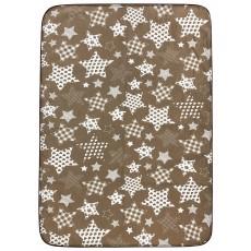 """Пеленка непромокаемая """"Brown Star"""" 65*90 см"""