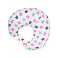 "Подушка для кормления ""Pink Black"""