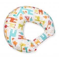 """Подушка для кормления """"Жирафики"""""""